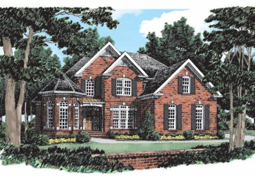 J david lee builders custom homes sullivan for Sullivan homes